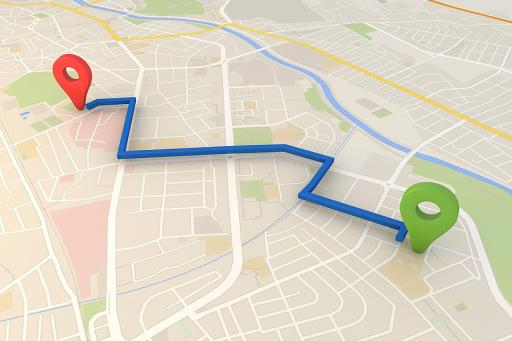 AAA TripTik Travel Planner maps make it easy to find gas, food and lodging